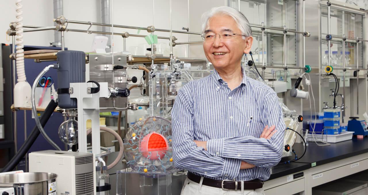 体内に病院ができる!?ナノテクがもたらすがん治療の大革命
