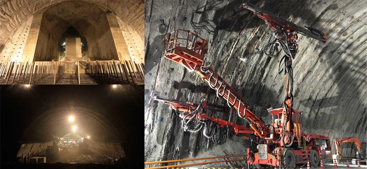 ダムの治水能力を高める!日本最大級の「トンネル式放流設備」建設が進行中