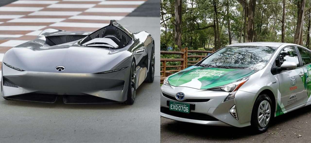 進む脱化石燃料化!日産・トヨタが指し示す車の未来とは