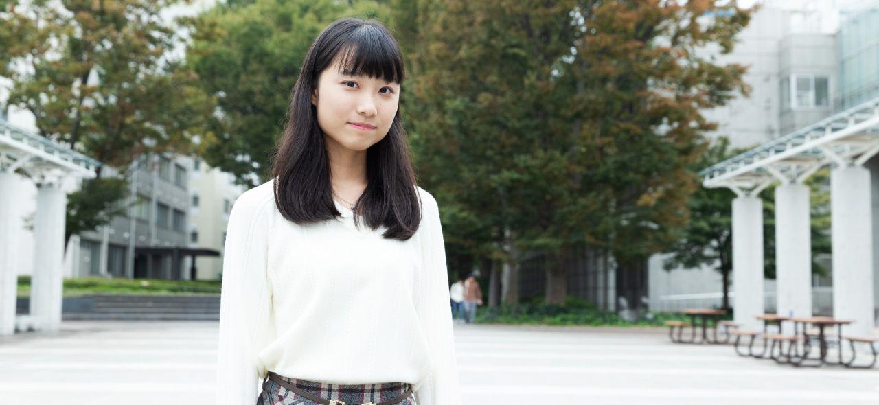 東京五輪で環境問題を提起!新たな再エネを開発して世界を驚かせたい理系女子