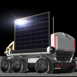 JAXA×トヨタ×ブリヂストンで有人月面探査車を開発!国際宇宙探査ミッションにチャレンジ