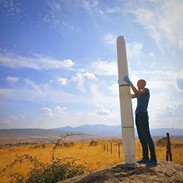 常識を疑え! スペイン生まれの羽根のない風力発電機が2020年に販売スタート