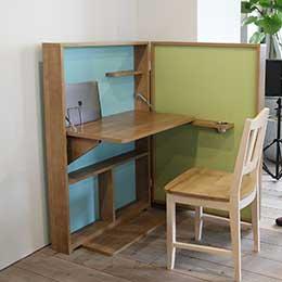 在宅勤務向け家具作ってます! テレワークがもたらす可能性・多様性【後編】