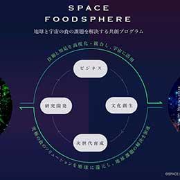 地球と宇宙の食料資源は共通する? 宇宙×食の開発構想が地球の食料問題を解決に導く