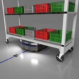 自動搬送技術×オープンイノベーション! マンパワーに頼る物流業界を救えるか?