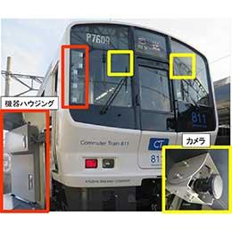 日本初の実用化! 撮影と解析で列車の安全を守るシステムがJR九州で活躍中