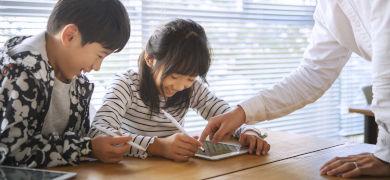 AIが教師に!? 学習アプリ「Qubena」が生み出す子どもたちの新たな学びの時間