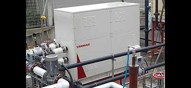 温泉から作る再エネ! 長野県諏訪市で小型発電システムが稼働開始