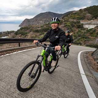 自転車に新たなジャンル誕生! 欧州発祥の新型電動アシスト自転車「e-BIKE」とは