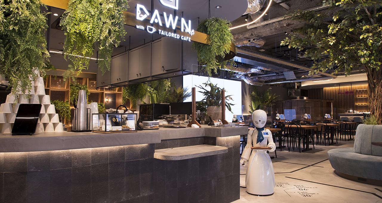 動けないから働けない社会を変える「分身ロボットカフェ」の可能性