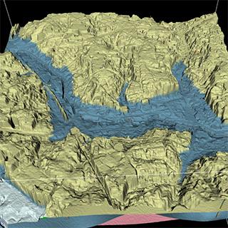 都心の地盤を立体データ化! 都市開発を変える「3次元地質地盤図」の潜在能力