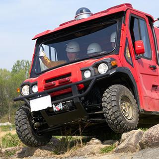 災害対策の課題を集め、予測し、準備する。防災車両開発の最前線
